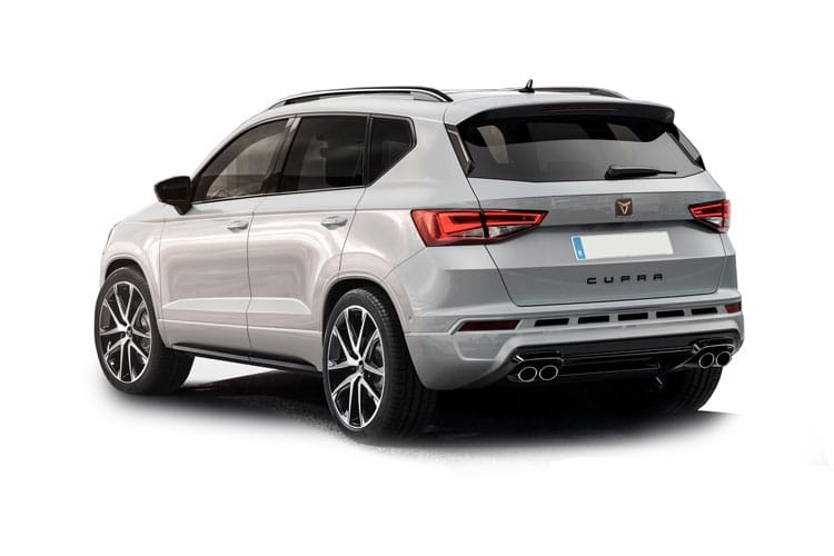 SEAT CUPRA Ateca SUV 4Drive 2.0 TSI 300PS Limited Edition 5Dr DSG [Start Stop] back view