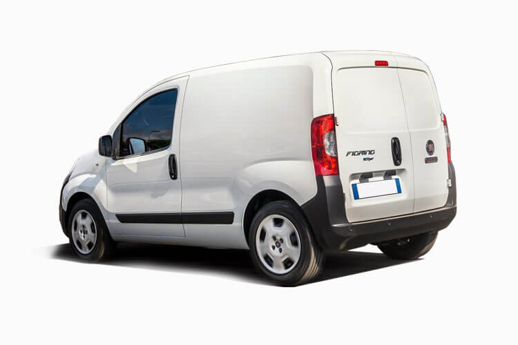 Fiat Fiorino Combi M1 5Dr 1.3 MultijetII FWD 80PS SX Combi Manual back view