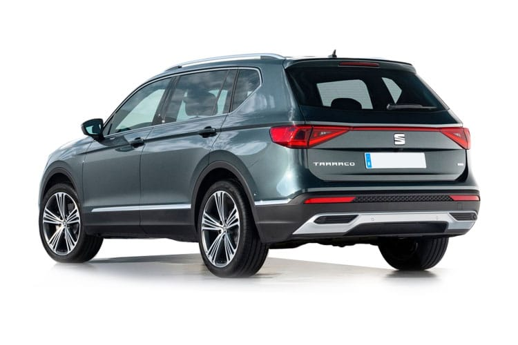 SEAT Tarraco SUV 1.5 TSI EVO 150PS SE 5Dr Manual [Start Stop] back view