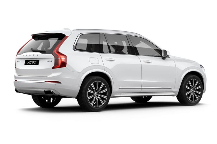 Volvo XC90 SUV 2.0 B5 MHEV 250PS Inscription Pro 5Dr Auto [Start Stop] back view