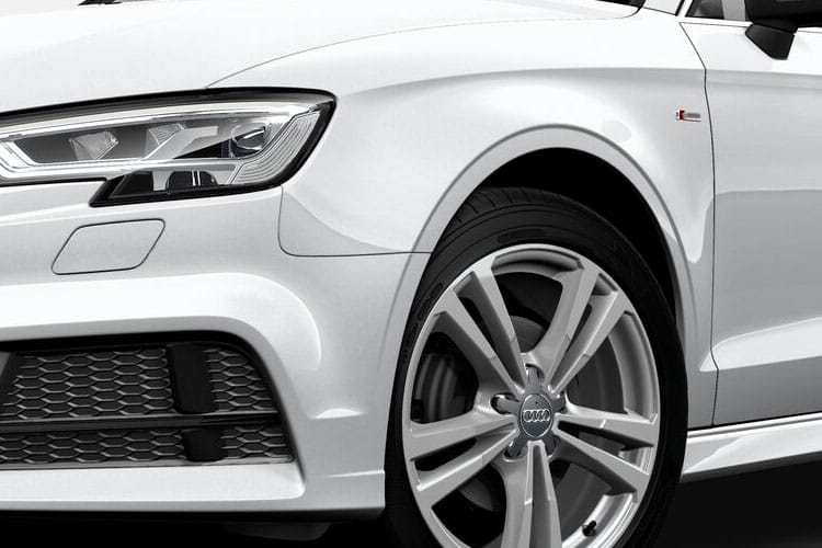 Audi A3 35 Saloon 4Dr 2.0 TDI 150PS Edition 1 4Dr S Tronic [Start Stop] [Comfort Sound] detail view