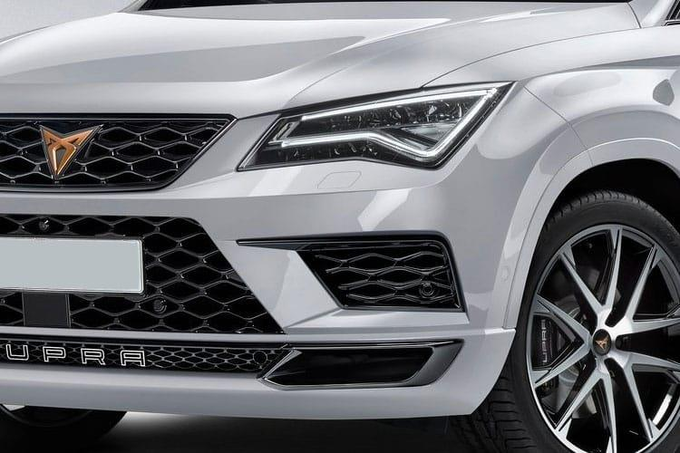 SEAT CUPRA Ateca SUV 4Drive 2.0 TSI 300PS Limited Edition 5Dr DSG [Start Stop] detail view