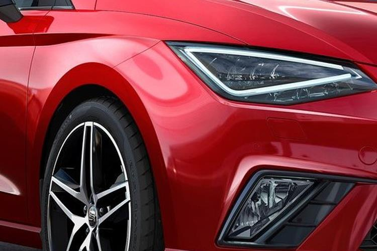 SEAT Ibiza Hatch 5Dr 1.0 TSI 115PS XCELLENCE Lux 5Dr Manual [Start Stop] detail view