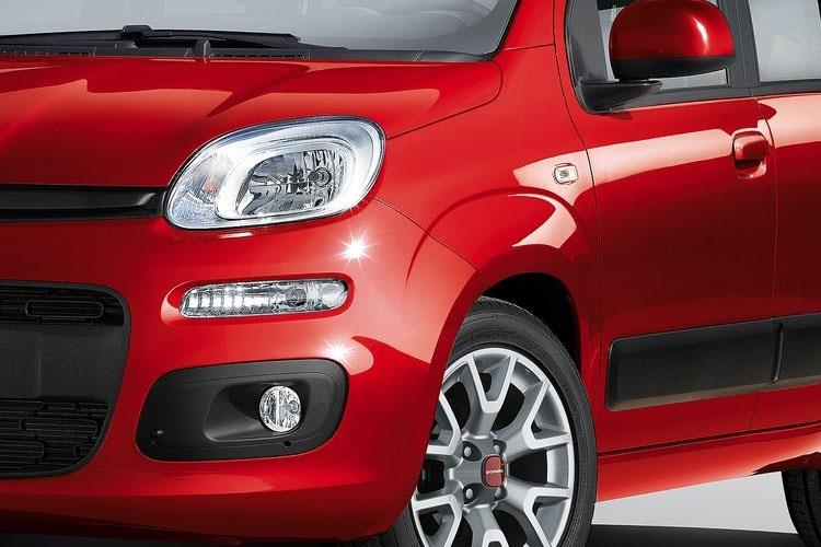 Fiat Panda Hatch 5Dr 1.2 8V 69PS Trussardi 5Dr Manual [Start Stop] detail view