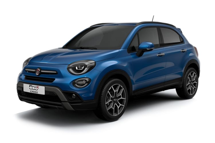 Fiat 500X SUV 1.0 FireFly Turbo 120PS Cross Plus 5Dr Manual [Start Stop] front view