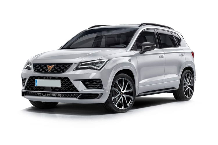 SEAT CUPRA Ateca SUV 4Drive 2.0 TSI 300PS Limited Edition 5Dr DSG [Start Stop] front view