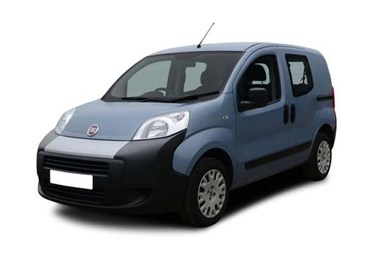 Fiat Fiorino Combi M1 5Dr 1.3 MultijetII FWD 80PS Active Combi Manual front view