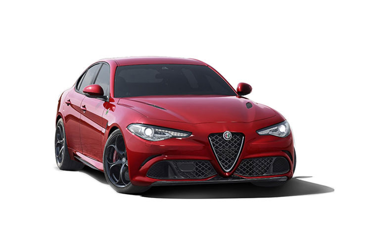 Alfa Romeo Giulia Saloon 2.0 T 200PS Super 4Dr Auto [Start Stop] [Driver Assistance Plus] front view