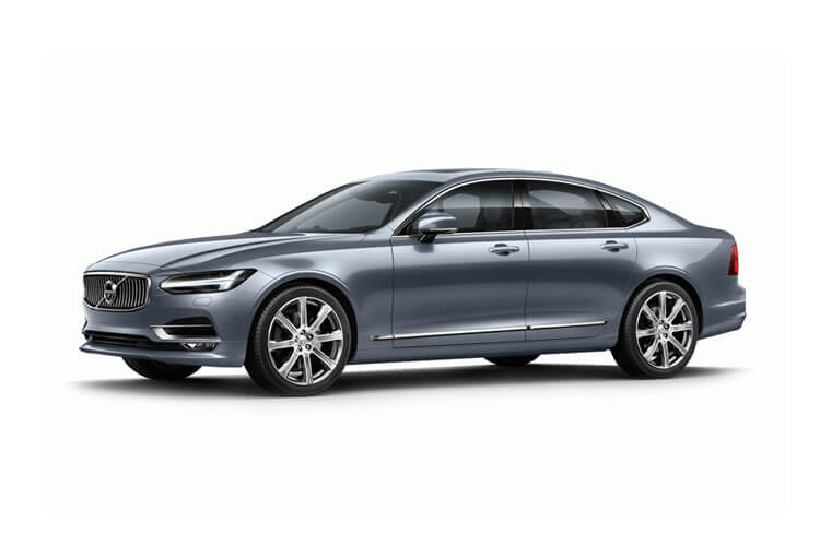 Volvo S90 Saloon AWD 2.0 D5 235PS R DESIGN Plus 4Dr Auto [Start Stop] front view