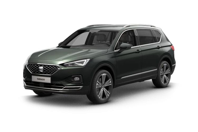 SEAT Tarraco SUV 2.0 TDI 150PS XCELLENCE 5Dr Manual [Start Stop] front view