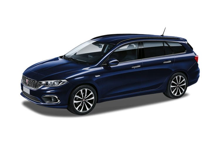 Fiat Tipo Station Wagon 1.4 T-Jet 120PS Mirror 5Dr Manual [Start Stop] front view