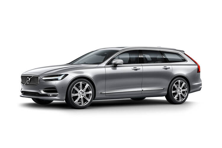 Volvo V90 Estate 2.0 B4 MHEV 197PS Momentum 5Dr Auto [Start Stop] front view