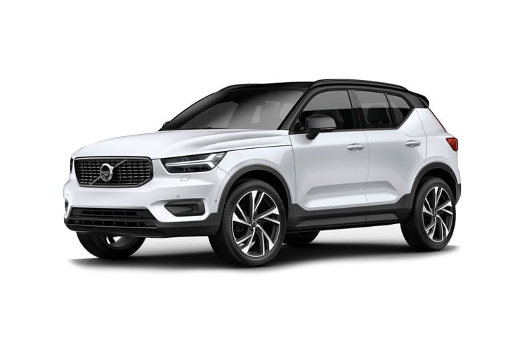 Volvo XC40 SUV AWD 2.0 B5 MHEV 250PS R DESIGN 5Dr Auto [Start Stop] front view