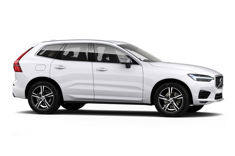 Volvo XC60 SUV AWD 2.0 B4 MHEV 197PS R DESIGN Pro 5Dr Auto [Start Stop] front view