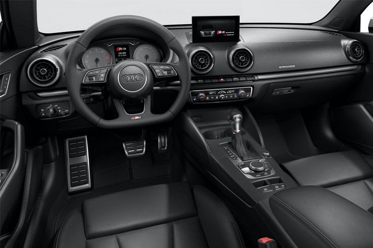 Audi A3 35 Cabriolet 2Dr 1.5 TFSI 150PS Sport 2Dr Manual [Start Stop] inside view