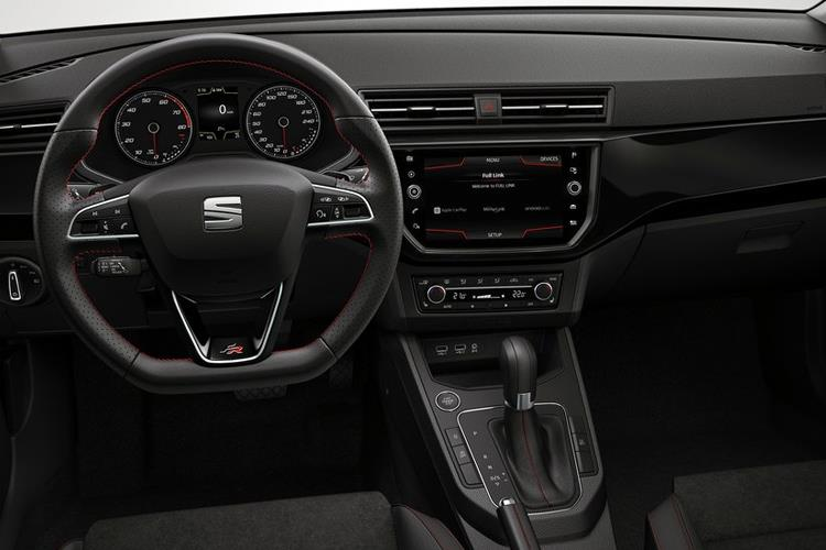 SEAT Ibiza Hatch 5Dr 1.0 TSI 115PS XCELLENCE Lux 5Dr Manual [Start Stop] inside view