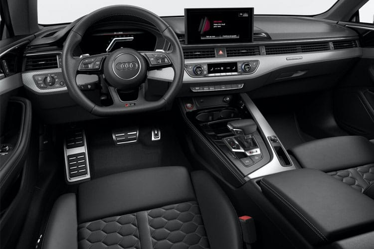 Audi A5 45 Coupe quattro 2Dr 2.0 TFSI 265PS Edition 1 2Dr S Tronic [Start Stop] inside view