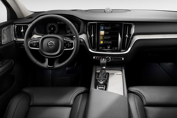 Volvo V60 Estate AWD PiH 2.0 h T8 Twin Engine 11.6kWh 405PS Polestar Engineered 5Dr Auto [Start Stop] inside view