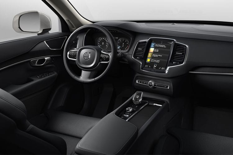 Volvo XC90 SUV 2.0 B5 MHEV 250PS Inscription Pro 5Dr Auto [Start Stop] inside view